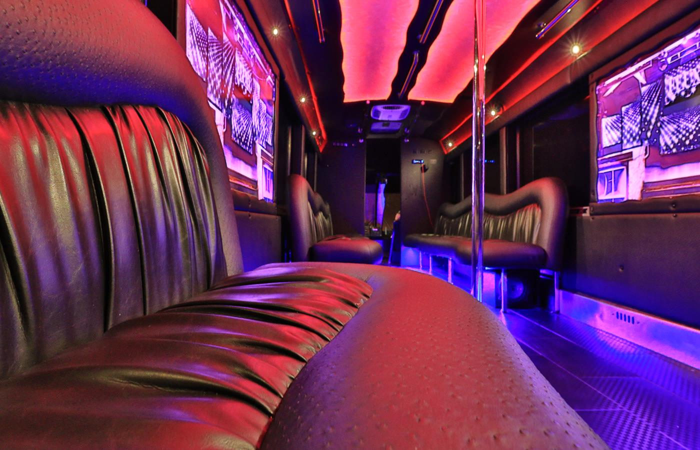 Party Bus Louisville Kentucky